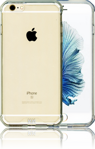 Iphone 6S PLUS  MM Opal Crystal Armor Clear(Tempered Glass Included)