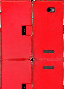 Coolpad Defiant MM Premium Folio Red