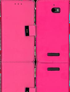 Coolpad Defiant MM Premium Folio Hot Pink