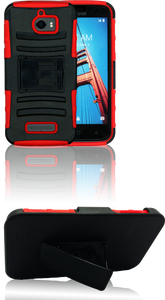 Coolpad Defiant MM Combo 3 in 1 Red