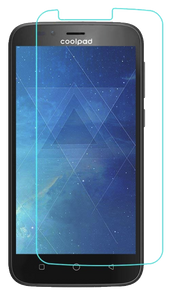 Coolpad Defiant Tempered glass