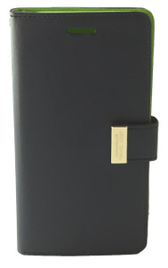 Iphone 6 Plus/6S PLUS MM Travel Light Wallet Blue & Green