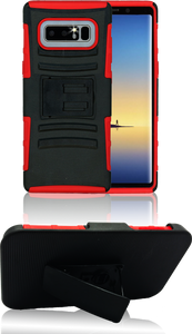 Samsung Galaxy Note 8 MM Combo 3 in 1 Red