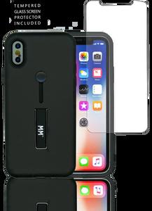 Iphone X/10/XS MM Slim Kickstand Black