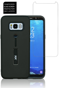Samsung Galaxy S8 PLUS MM Opal Slim Kickstand Black