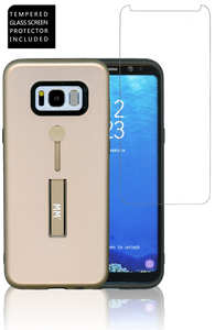 Samsung S8 PLUS  MM Opal Slim Kickstand Rose Gold