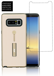 Samsung Note 8  MM Opal Slim Kickstand Gold