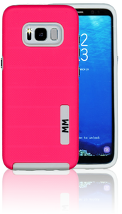 Samsung Galaxy S8 MM Opal Slim Case Pink