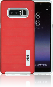 Samsung Galaxy NOTE 8 MM Opal Slim Case Red