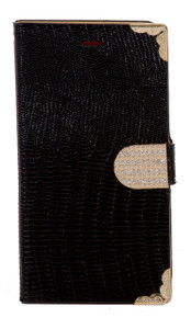 iphone 6 Plus/6S PLUS Deluxe Wallet Black