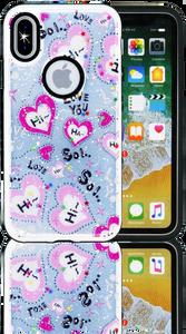 Iphone X/10/XS MM 3D Love