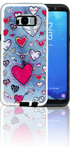 Samsung Galaxy S8 PLUS MM 3D Heart