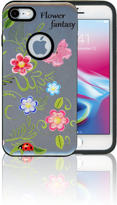 Iphone 7/8  MM 3D Flower Butterfly