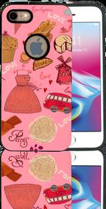 Iphone 7/8  MM 3D Shopaholic