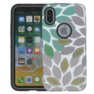 Iphone X/10/XS  MM 3D Leaves