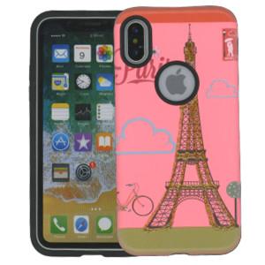 Iphone X/10/XS  MM 3D Glitter Paris