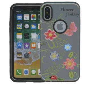 Iphone X/10/XS  MM 3D Flower Butterfly