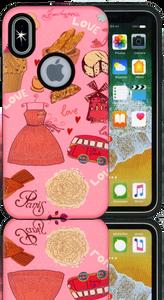 Iphone X/10/XS  MM 3D Shopaholic