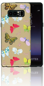 Samsung Galaxy Note 8 MM 3D Butterfly 2