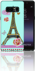 Samsung Galaxy Note 8 MM 3D Paris Love