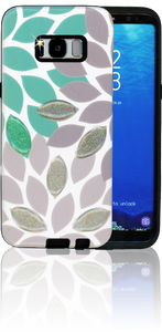 Samsung Galaxy S8 MM 3D Leaves