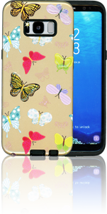 Samsung Galaxy S8 MM 3D Butterfly 2