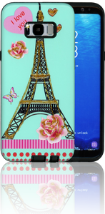 Samsung Galaxy S8 MM 3D Paris Love