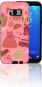 Samsung Galaxy S8 MM 3D Shopaholic