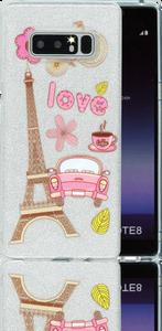Samsung Galaxy Note 8  MM Paris Glitter Hybrid