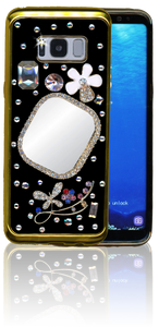 Samsung Galaxy S8  MM Bling 3D Mirror