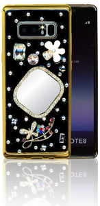 Samsung Galaxy Note 8  MM Bling 3D Mirror