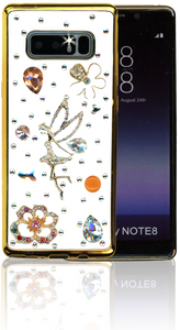 Samsung Galaxy Note 8  MM Bling 3D Tinker