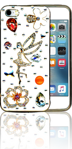 Iphone 5/5S  MM Bling 3D Tinker