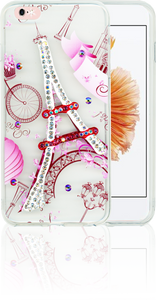 Iphone 6 PLUS/6S PLUS MM Electroplated Bling Paris