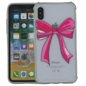 Iphone X/10/XS MM Opal Art Series Hearts(Tempered Glass Included)