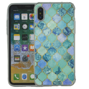 Iphone X/10/XS MM Opal Art Series Turquoise Stone