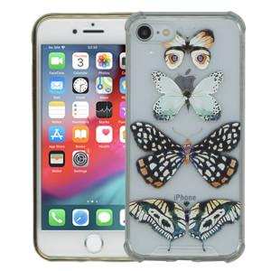 Iphone 8/7 MM Opal Art Series Butterfly