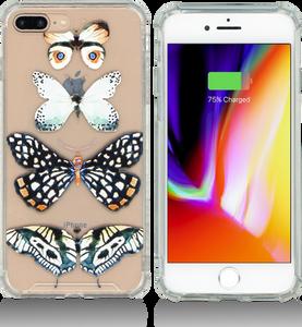 Iphone 7 PLUS/8 PLUS MM Opal Art Series Butterfly