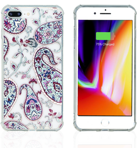 Iphone 7 PLUS/8 PLUS MM Opal Art Series Paisley