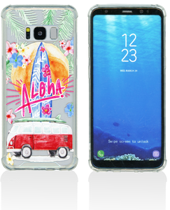 Samsung S8 MM Opal Art Series Aloha