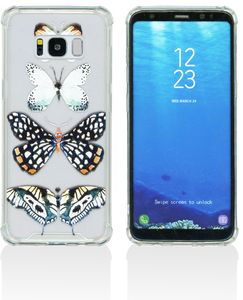 Samsung S8 MM Opal Art Series Butterfly