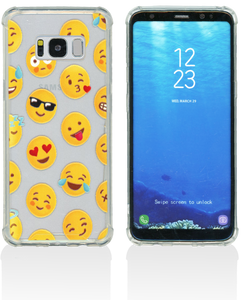 Samsung S8 MM Opal Art Series Emoji