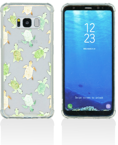 Samsung S8 MM Opal Art Series Turtle