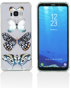 Samsung S8 PLUS MM Opal Art Series Butterfly