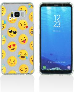 Samsung S8 PLUS MM Opal Art Series Emoji