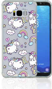 Samsung S8 PLUS MM Opal Art Series Unicorn