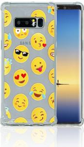 Samsung NOTE 8 MM Opal Art Series Emoji