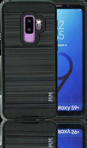 Samsung Galaxy S9 Plus MM Slim Dura Metal Finish Black