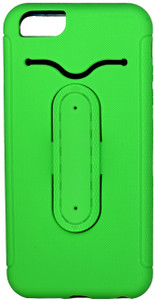 iphone 6 Plus/6S PLUS Snap Tail Hybrid Case With Kickstand Green