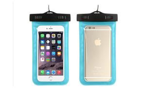 Waterproof  bags for Phone Teal